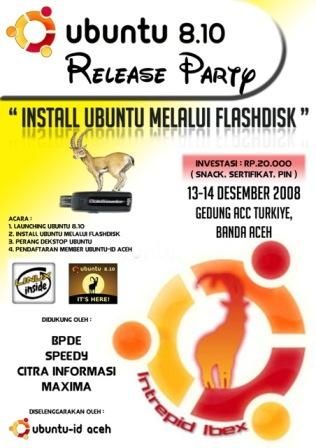 ubuntu intrepid poster