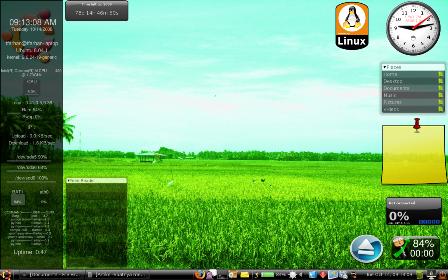Ubuntu Muslim edition 2nd Style