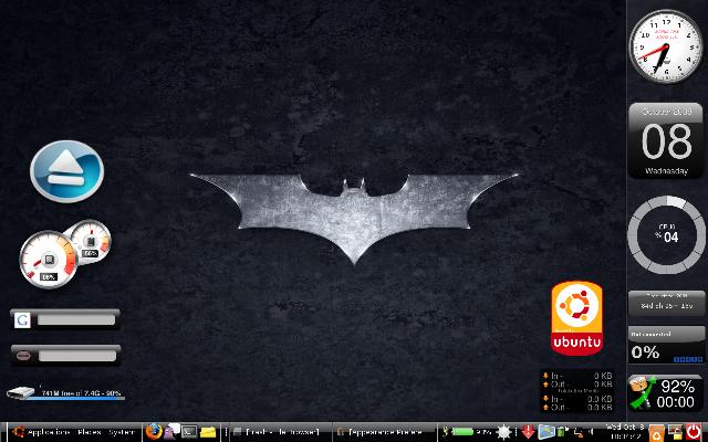 Ubuntu Muslim Edition Desktop
